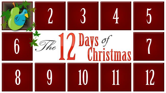 Twelve Days Of Christmas Lyrics Dialect Zone International