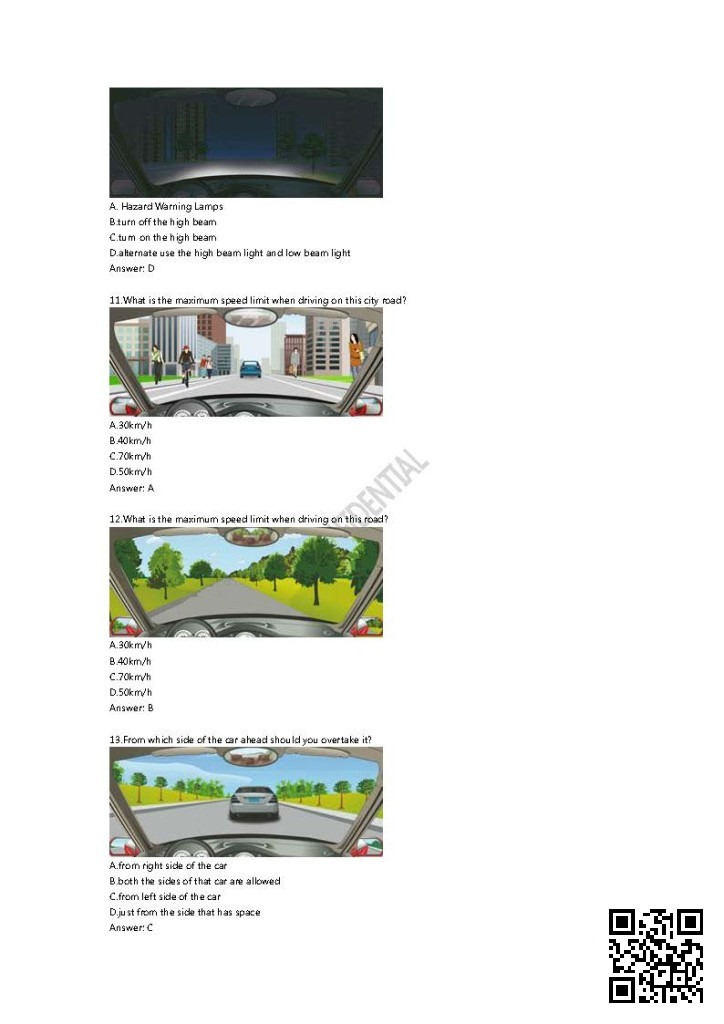 2014_Chinese_Driving_Theory_Test_Question_Bank_Page_031