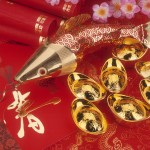 Chinese New Year Seasons Greetings