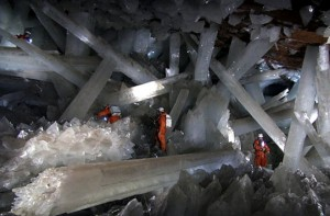 Mexico's Naica Mine